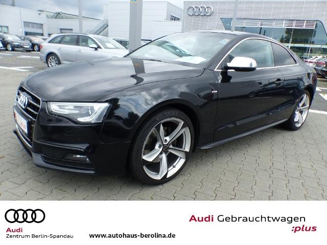 Audi A5 Coupé 2.0TDI EU6 S line *NAVI*XENON+*PDC+*, Jahr 2014, Diesel