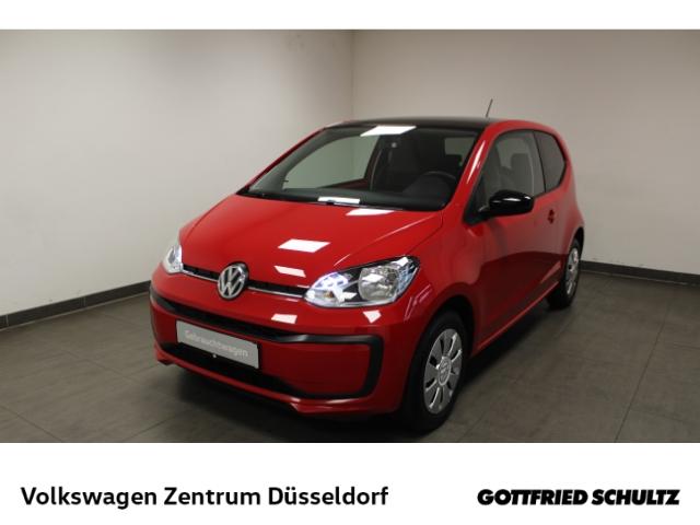 Volkswagen up! move *FSE*Radio*Klima*, Jahr 2018, Benzin