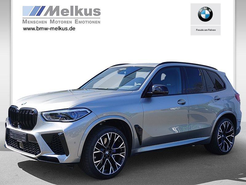 BMW X5 M COMPETITION - WINTERKOMPLETTRÄDER - BOWERS - SKYLOUNGE - LASER - HEAD UP - DAB - M SPORTABGASANLAGE, Jahr 2020, Benzin
