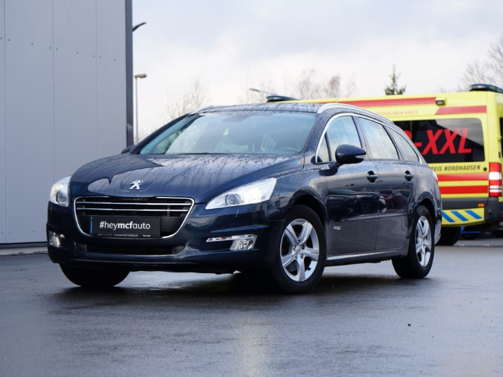 Peugeot 508 SW Business-Line HDI *AHK*Xenon*Pano*PDC*, Jahr 2014, Diesel