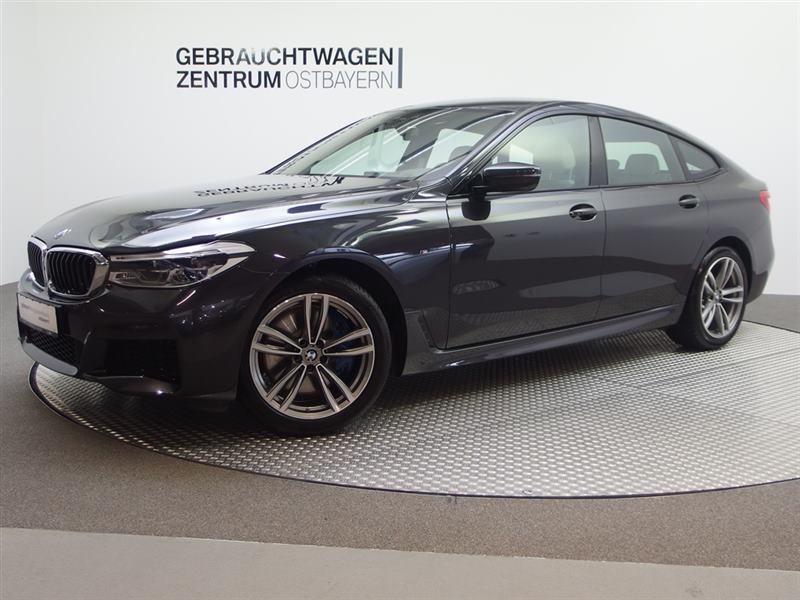 BMW 630i Gran Turismo M Sport+LED+Navi+HUD+4xSHZ++, Jahr 2019, petrol