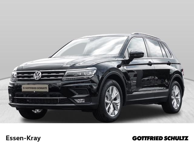 Volkswagen Tiguan 1.5 TSI ACT OPF DSG Highline elektr. Heckklappe DAB+ Voll-LED, Jahr 2020, Benzin