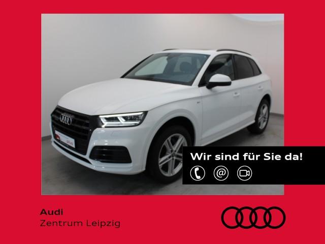 Audi Q5 40 TDI quattro sport, Jahr 2019, Diesel