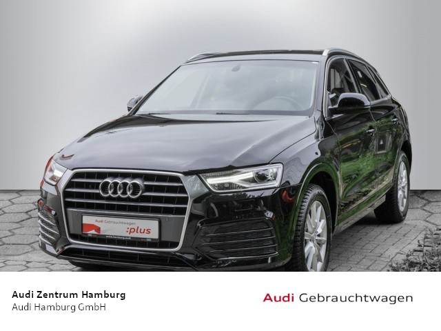 Audi Q3 1,4 TFSI sport S tronic NAVI, Jahr 2018, Benzin