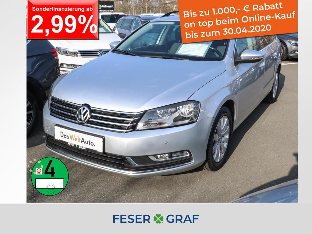 Volkswagen Passat 2.0 TDI Comfortline Variant Navi / AHK, Jahr 2014, Diesel