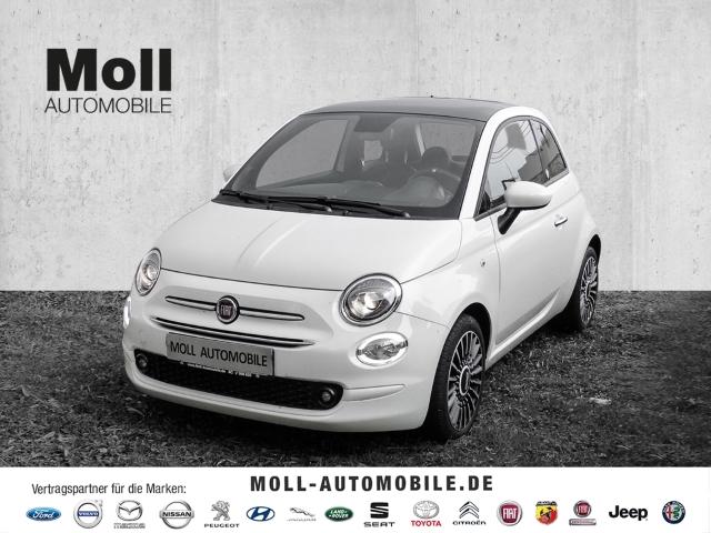 Fiat 500 Hybrid Launch Edition- City Paket, Klimaauto, Jahr 2019, Benzin