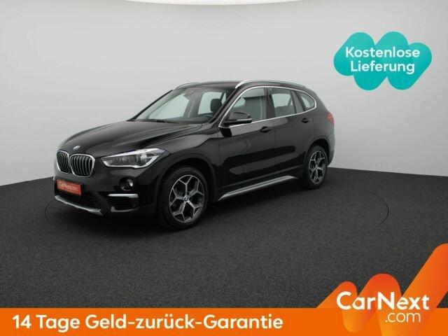 BMW X1 sDrive18i Aut. xLine NAVI LED, Jahr 2019, Benzin