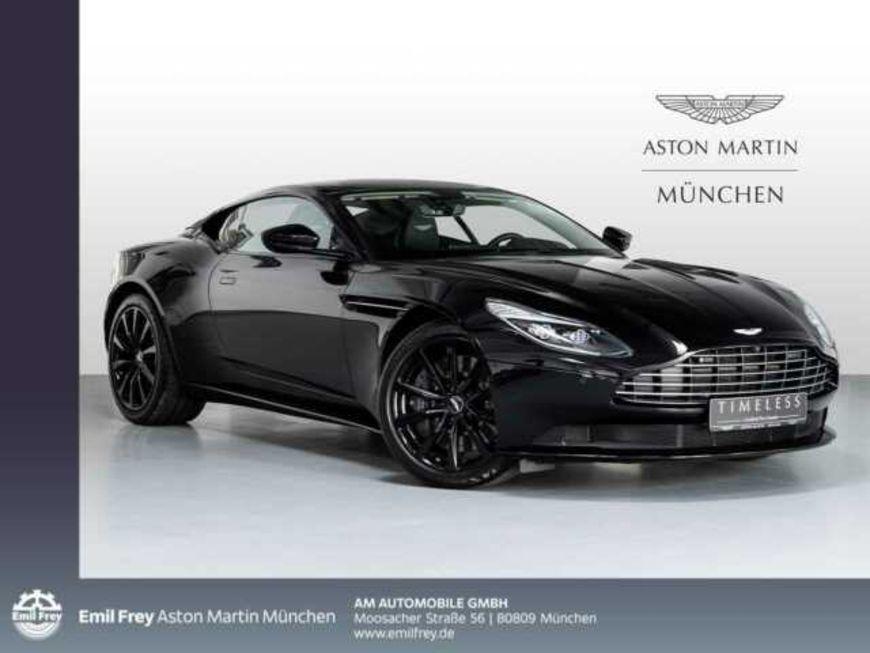 Aston Martin DB11 Coupe - V12 - elegant unterwegs, Jahr 2017, Benzin