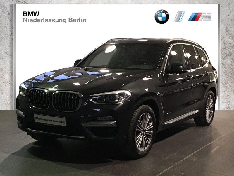 BMW X3 xDrive30d EU6 Aut. !Achtung: Deutl.reduziert!, Jahr 2017, Diesel