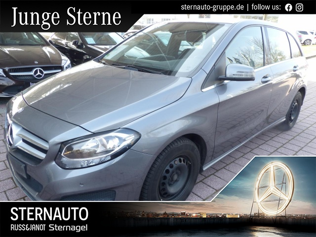 Mercedes-Benz B 180 CDI Style Automatik akt. Parkassistent, Jahr 2015, Diesel