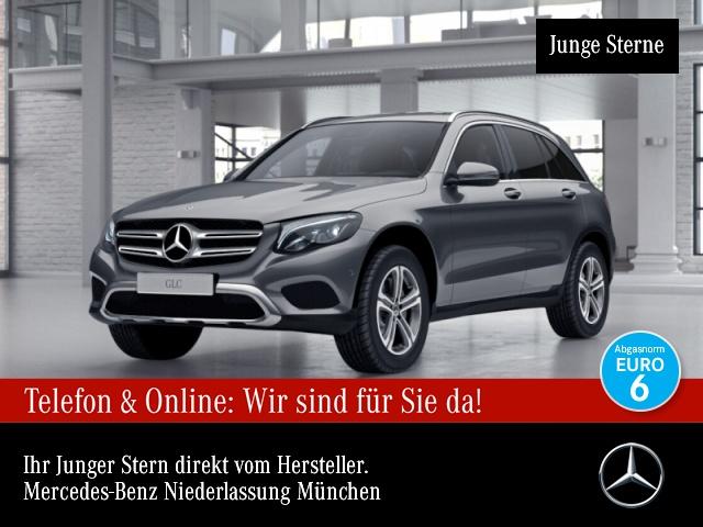 Mercedes-Benz GLC 220 d 4M Exclusive Stdhzg LED Navi PTS 9G Temp, Jahr 2017, Diesel