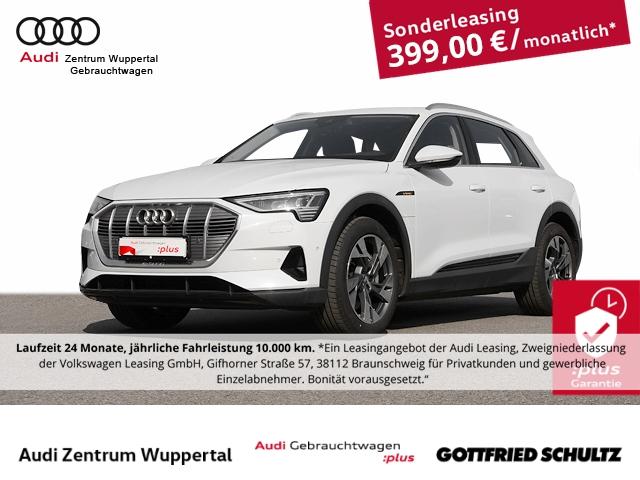 Audi e-tron 50 QUATT. LEDER ACC R-KAM MATRIX DAB VIRTUA, Jahr 2020, Elektro