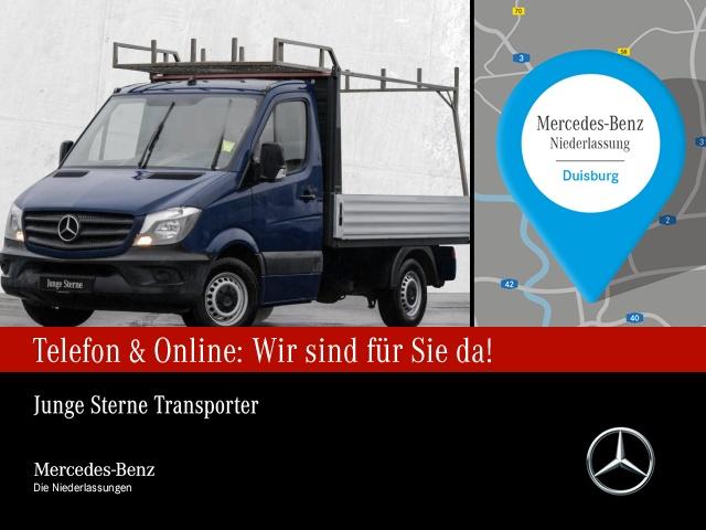 Mercedes-Benz Sprinter 313 CDI Pritsche Kompakt Bluetooth AHK, Jahr 2015, Diesel