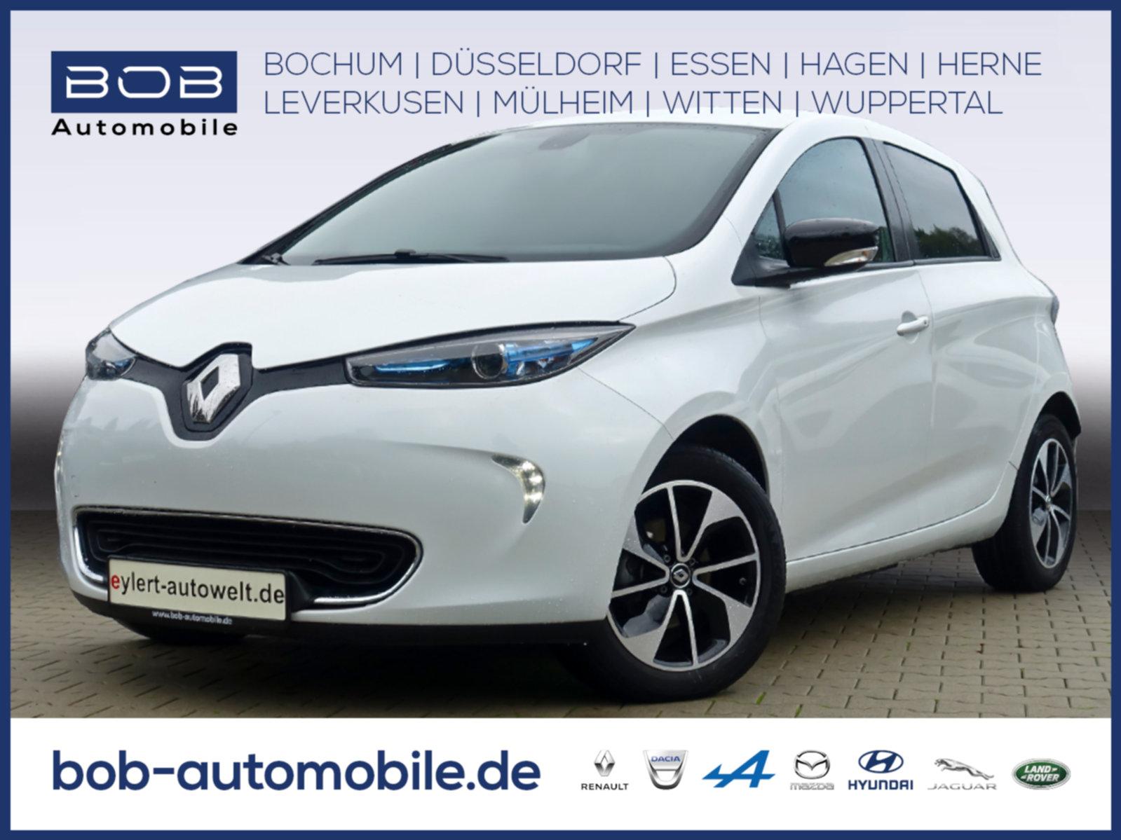 Renault ZOE 41kwh Intens KLIMA NAVI PDC, Jahr 2017, Elektro