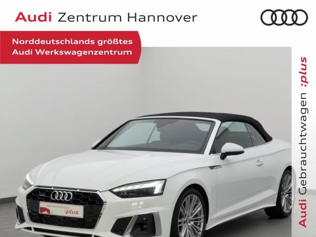 Audi A5 Cabrio S line 40 TDI quattro S tronic, Jahr 2020, Diesel