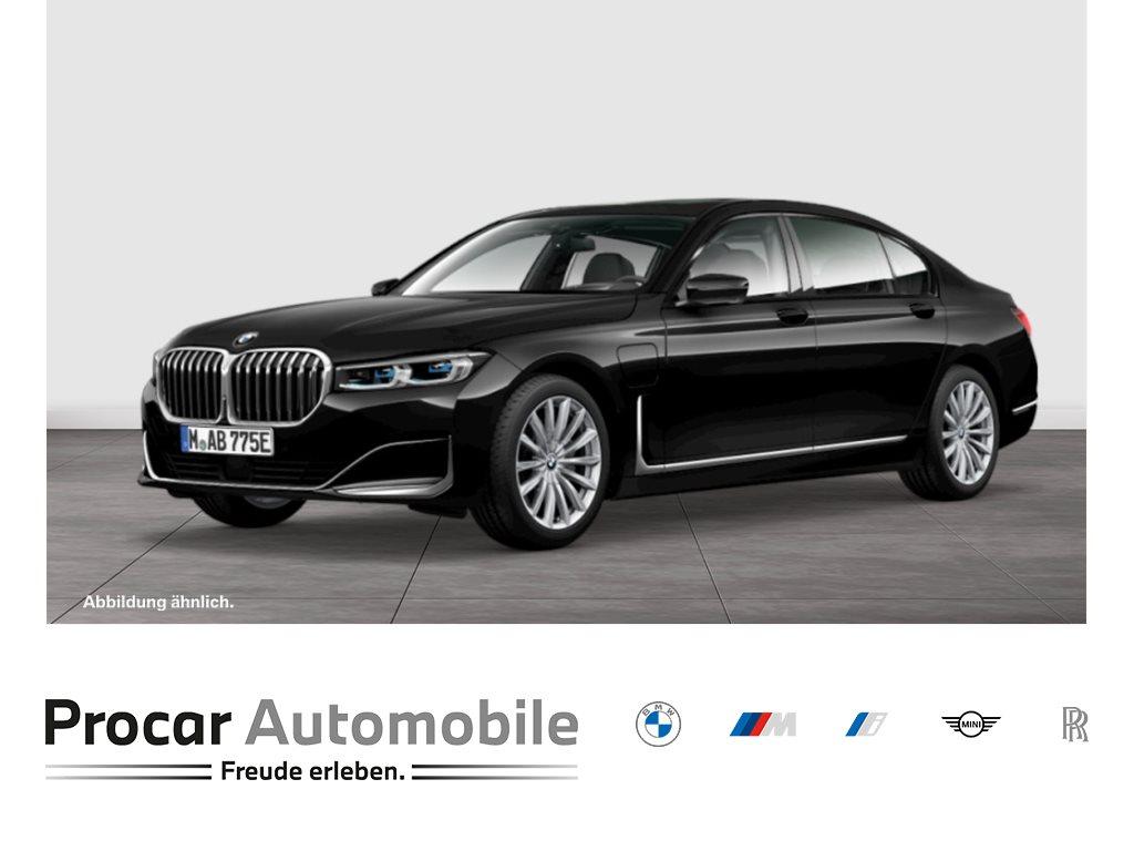 BMW 745Le xDrive Laser PA+ TV+ Glasd. H/K Massage v+hi, Jahr 2020, Hybrid