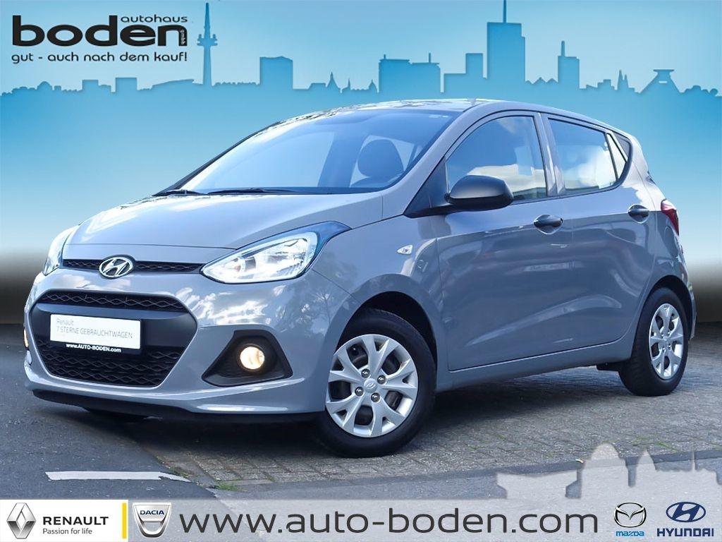 Hyundai i10 1,0 Benzin Basis ZV ISOFIX, Jahr 2014, Benzin