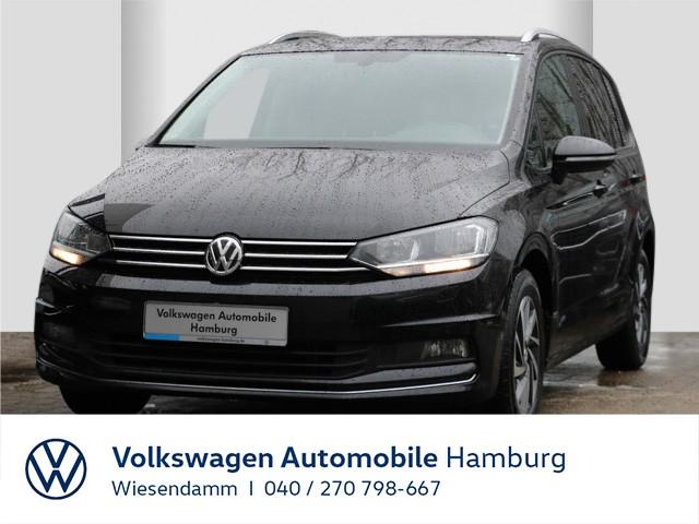 Volkswagen Touran 2.0 TDI DSG Sound Navi Klimaautomatik LM, Jahr 2017, Diesel