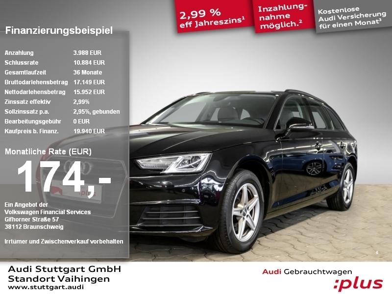 Audi A4 Avant 2.0 TDI Navi Xenon PDC Sitzheizung, Jahr 2018, Diesel