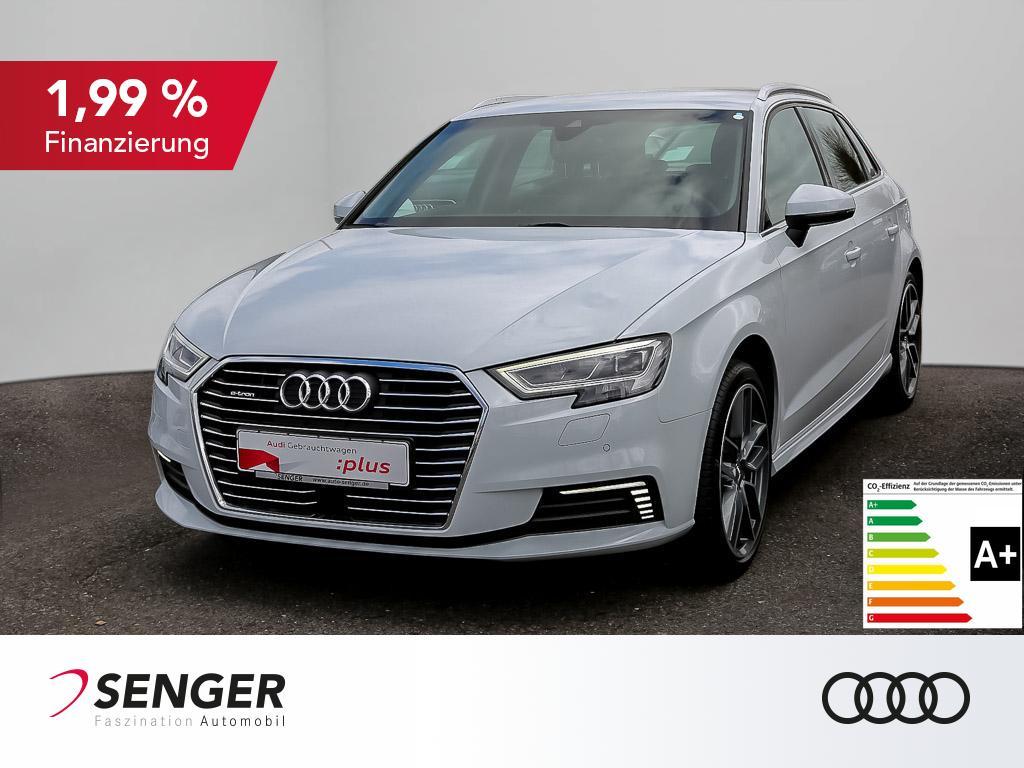 Audi A3 e-tron plus-Paket Assistenz-Paket ACC LED, Jahr 2020, Hybrid