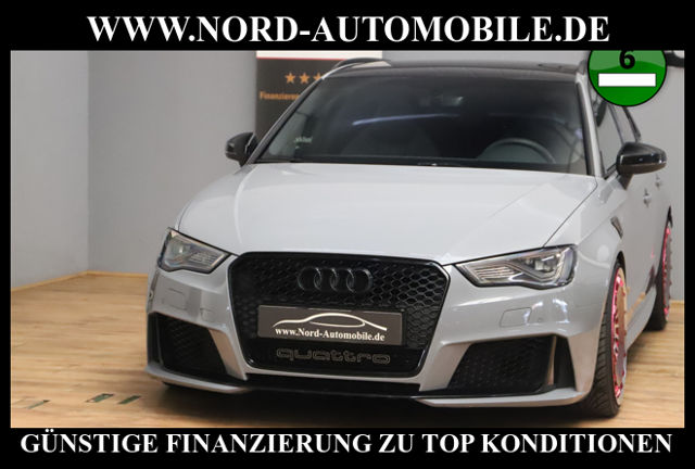 Audi RS3 Sportback 2.5 TFSI QU.ABT*Leder*LED*Kamera, Jahr 2016, Benzin