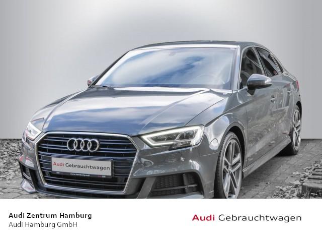 "Audi A3 Limousine 1,4 TFSI COD ultra S line sport 6-Gang 18"" LED NAVI, Jahr 2017, petrol"