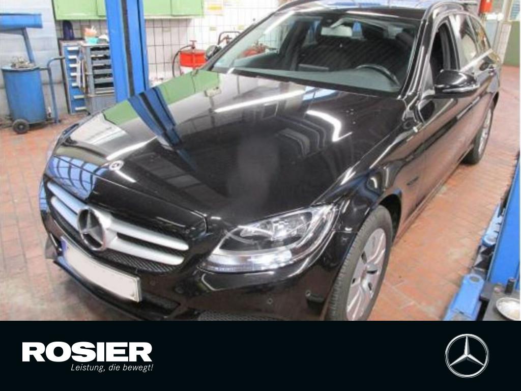 Mercedes-Benz C 220 d T Navi SHZ Einparkh. Parkassist. Klima B, Jahr 2017, Diesel