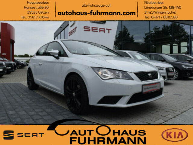 Seat Leon 1.2 TSI SC Reference *19Zoll/PDC/Sitzhzg*, Jahr 2014, Benzin