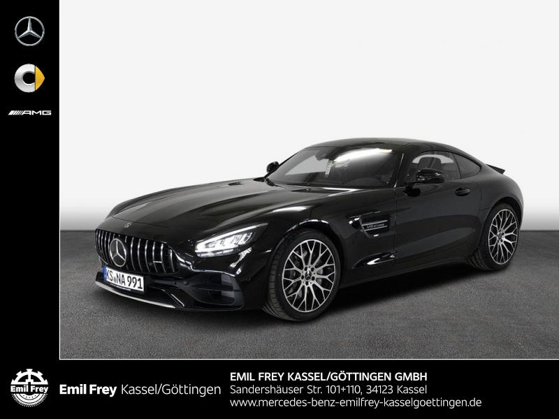 Mercedes-Benz AMG GT Coupe+PANO+Distro+HiFi+COMAND+Spur, Jahr 2019, Benzin