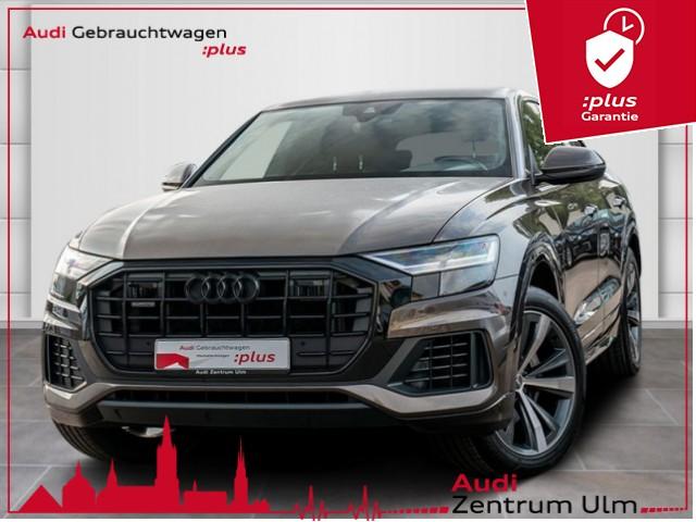 Audi Q8 S line 50 TDI qu. tipt. LED VIRTUAL AHK, Jahr 2018, Diesel