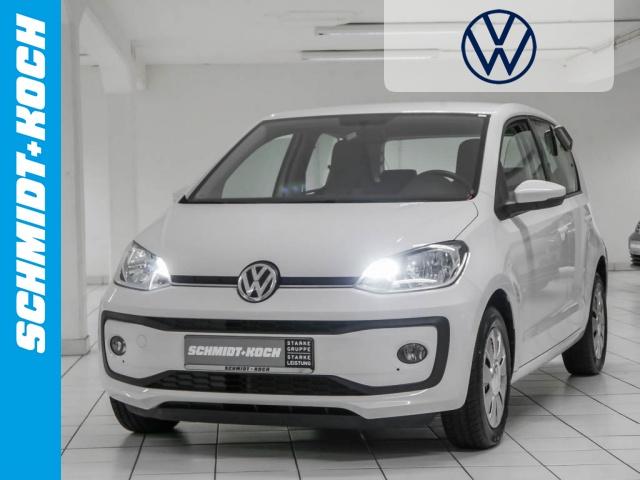 Volkswagen up! 1.0 BMT move up! SHZ, maps + more Bluetooth, Jahr 2017, Benzin