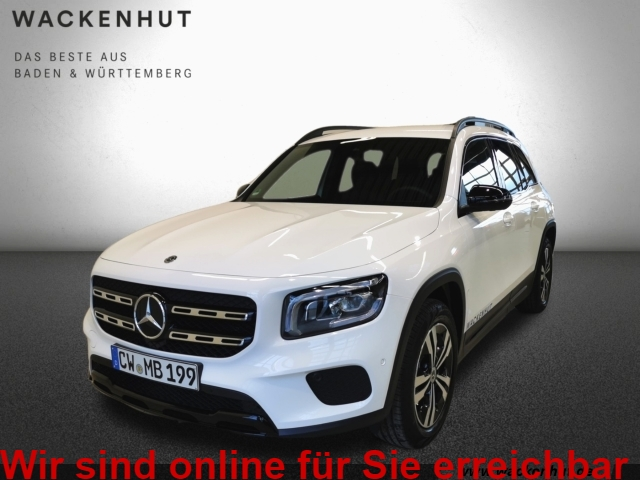 Mercedes-Benz GLB 200 d PROGRESS. NIGHT+START-PAK.+BUSINESS+NAVI+TOTW, Jahr 2019, Diesel