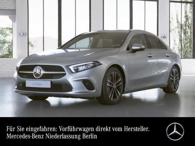 Mercedes-Benz A 200 PROGRESSIVE+LED+Kamera+7G, Jahr 2020, Benzin