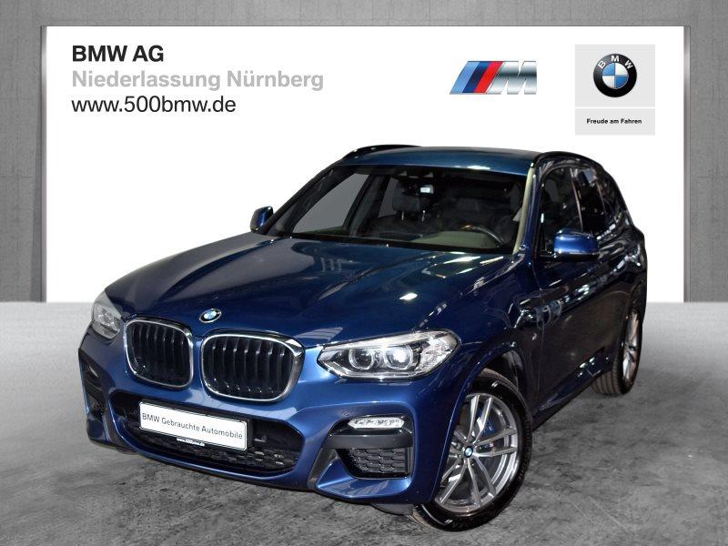 BMW X3 xDrive30d EURO6 M Sport HK HiFi Var. Lenkung LED RTTI, Jahr 2017, Diesel