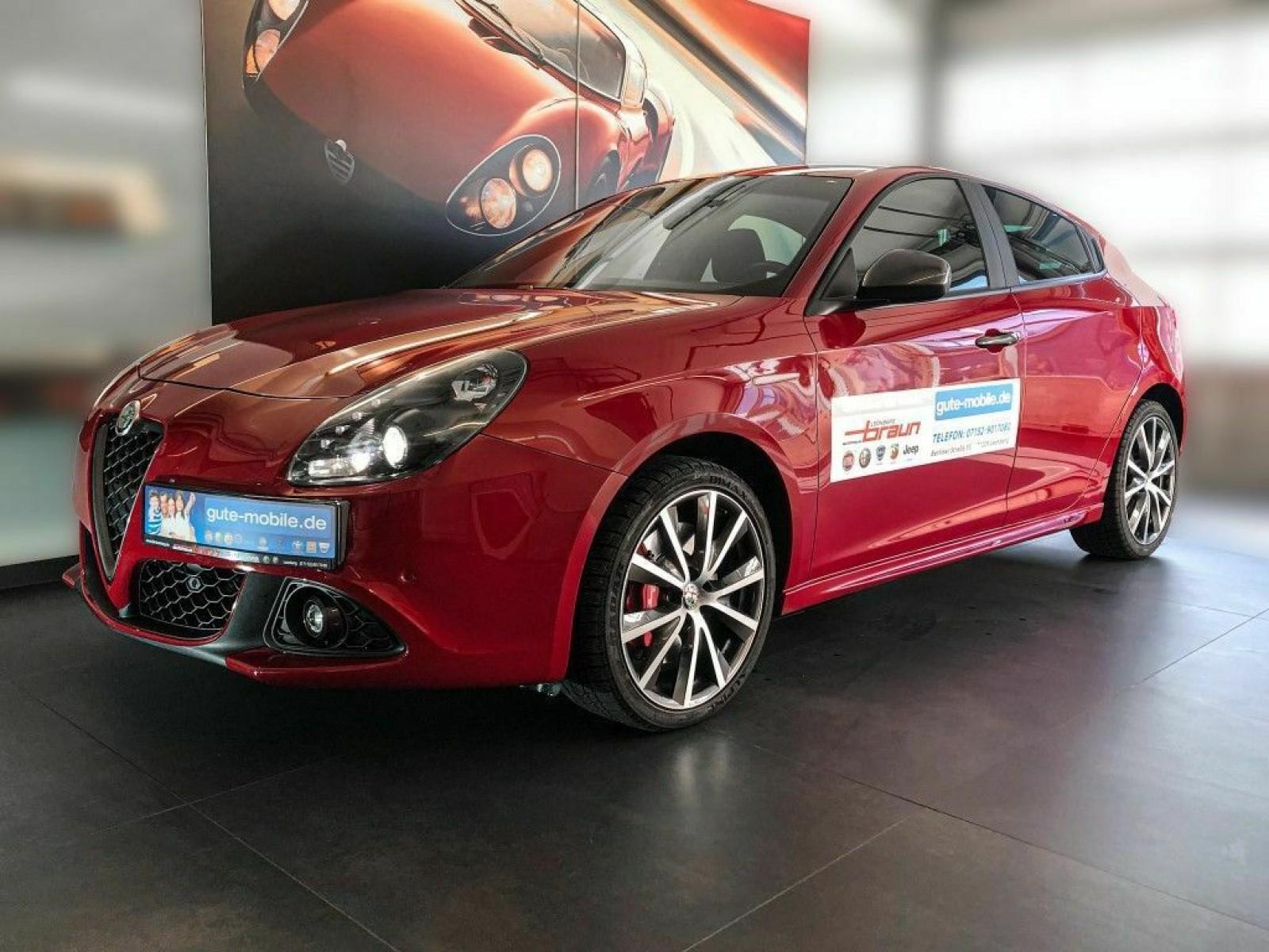 Alfa Romeo Giulietta 1.4 TB 16V Multiair Super, viele Extra, Jahr 2016, Benzin