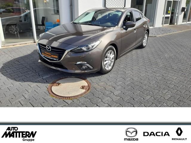 Mazda 3 Center-Line 2.0l Mazda3 SKYACTIV-G 120 6GS CEN, Jahr 2014, Benzin