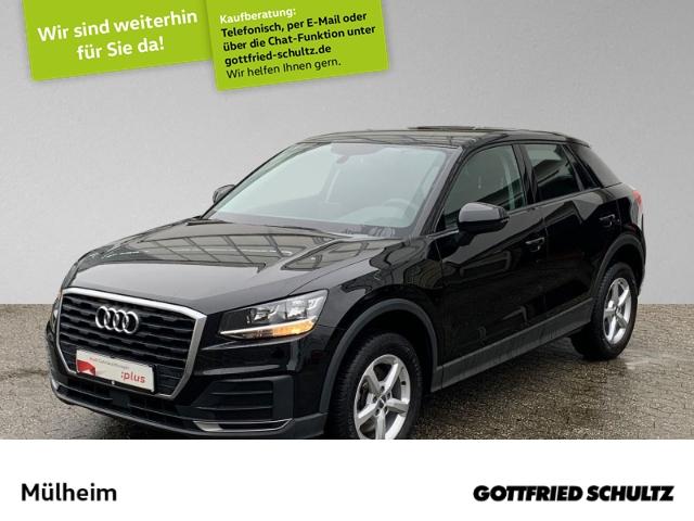 Audi Q2 1.0 TFSI ultra KLIMA SIH MMI-BASIC +ALLWETTERREIFEN, Jahr 2017, Benzin