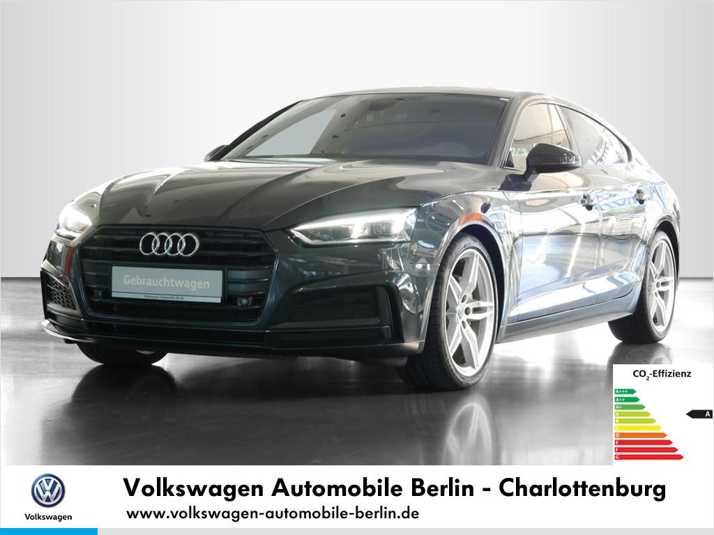 Audi A5 Sportback 2.0 TDI clean Diesel quattro S line, Jahr 2019, Diesel