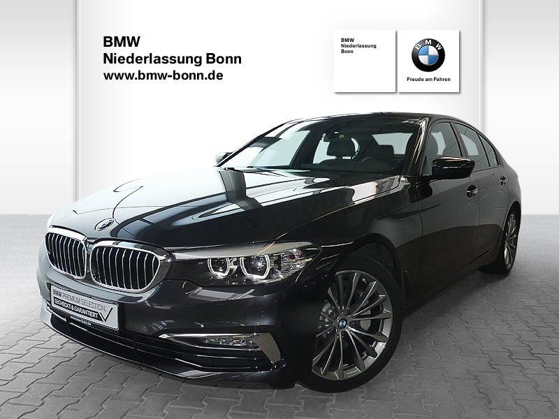 BMW 530i Limousine Luxury Line, Jahr 2017, Benzin