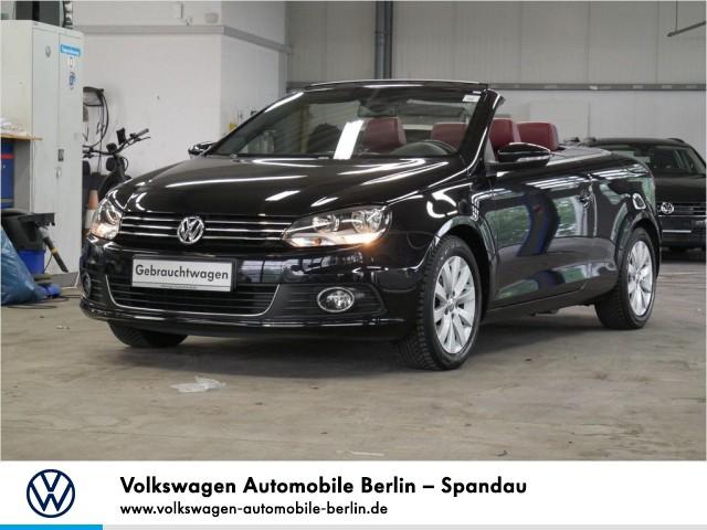 Volkswagen Eos 2,0 TDI DSG Leder Klima LM-Felgen MFA, Jahr 2015, Diesel