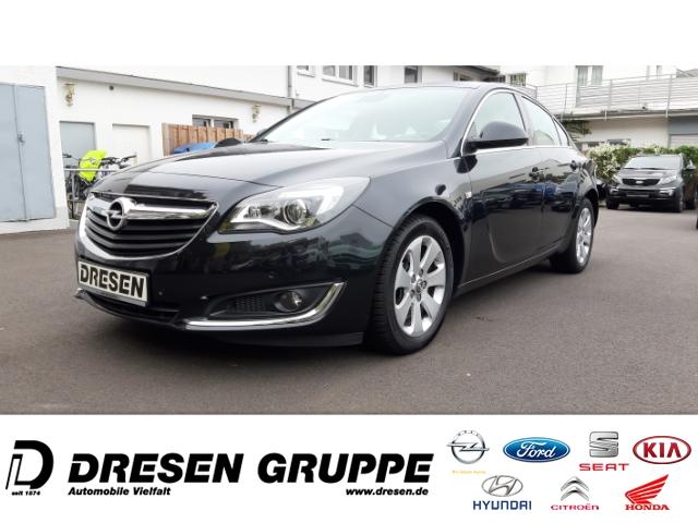 Opel Insignia A Innovation 2.0 Turbo Navi Dyn. Kurvenlicht e-Sitze Fernlichtass. Holzausst., Jahr 2015, Benzin