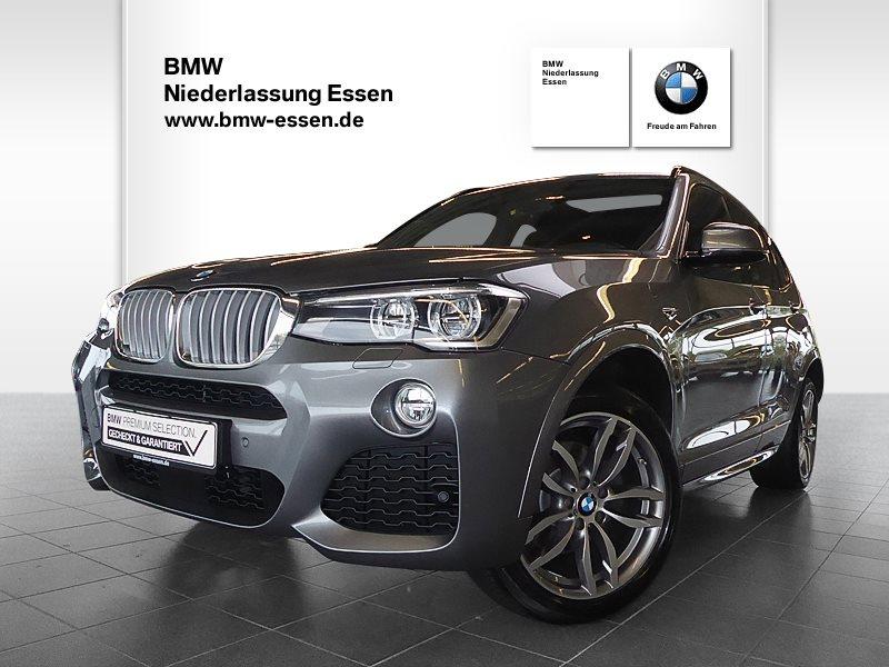 BMW X3 xDrive35d M Sportpaket, Jahr 2017, Diesel