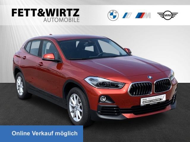 BMW X2 sDrive18d Navi LED HiFi Leas. ab 265,- br.o.A, Jahr 2019, Diesel