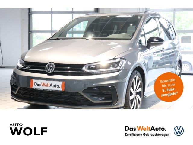 Volkswagen Touran Highline R-Line Black Style 1.5 TSI BMT Start-Stopp EU6d-T LED Navi StandHZG Keyless, Jahr 2020, Benzin