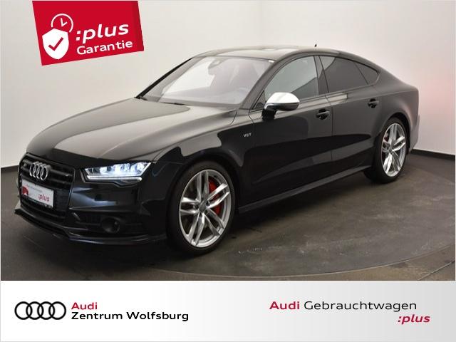Audi S7 Sportback 4.0 TFSI Quattro S-tronic Head-up/LED, Jahr 2017, Benzin