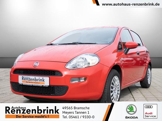 Fiat Punto 1.2 8V MYSTYLE KLIMA,PDC.., Jahr 2015, Benzin