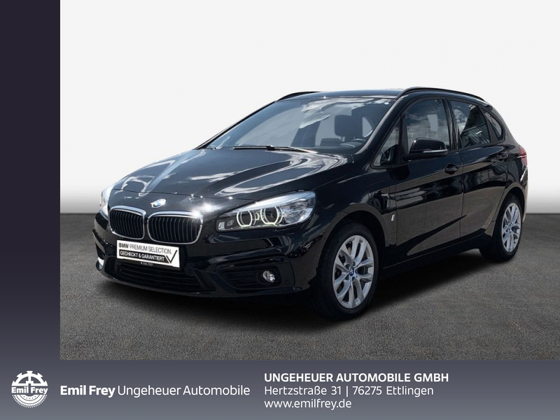 BMW 225xe iPerformance Active Tourer Advantage LED, Jahr 2017, Hybrid