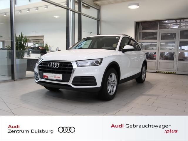 Audi Q5 35 TDI S tronic AHK Navi Xenon Einparkhilfe+, Jahr 2020, Diesel