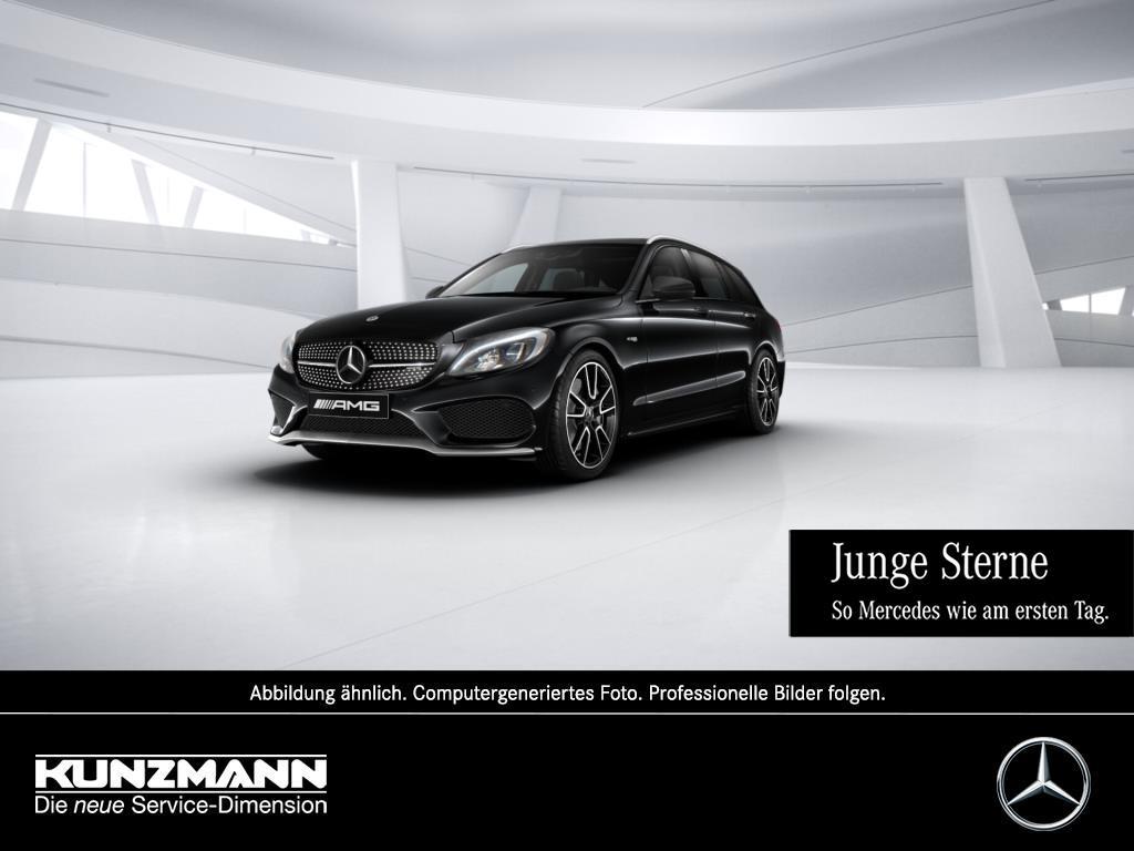 Mercedes-Benz C 43 AMG 4M T Comand LED Panorama Kamera Memory, Jahr 2017, Benzin
