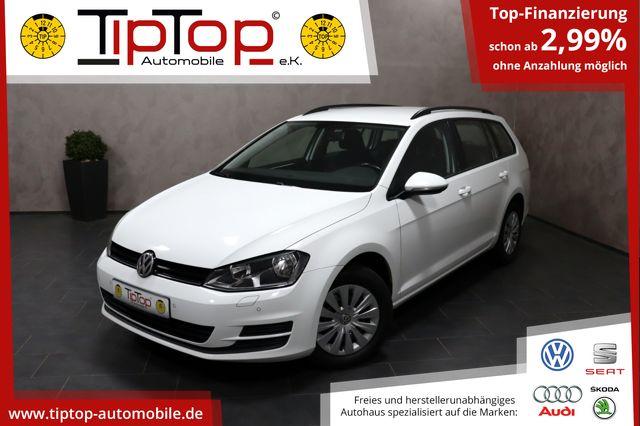 Volkswagen Golf VII Variant 1.6 TDI BMT Navi Tempo Pdc Shz, Jahr 2017, Diesel